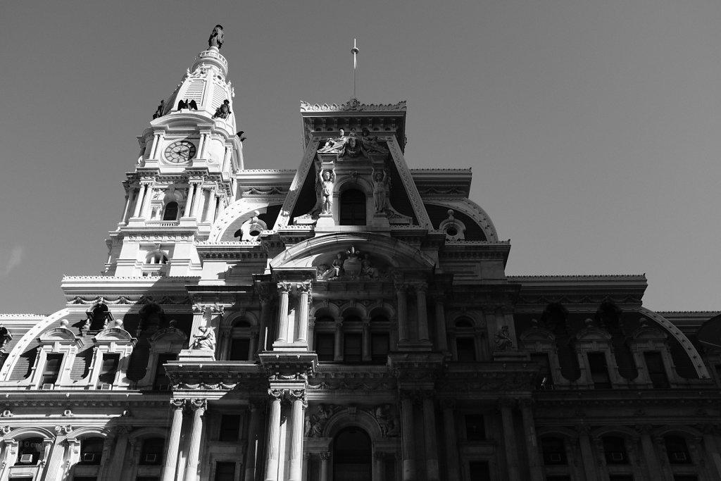 Philadelphia, Early March, 2017