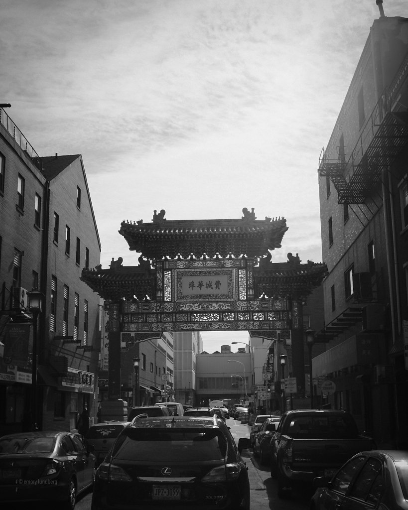 Chinatown, Philadelphia, 2017