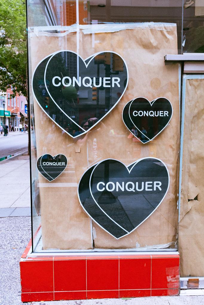 conquer corner
